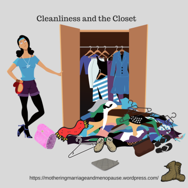 Cleaning the Closet (1)