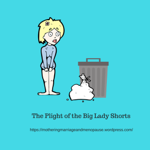 The Plight of the Big Lady Shorts